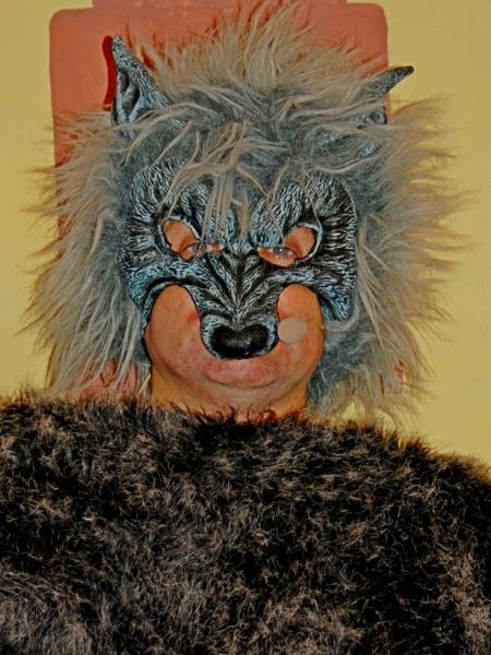Detske divadlo Zanzara - O modrej ciapocke