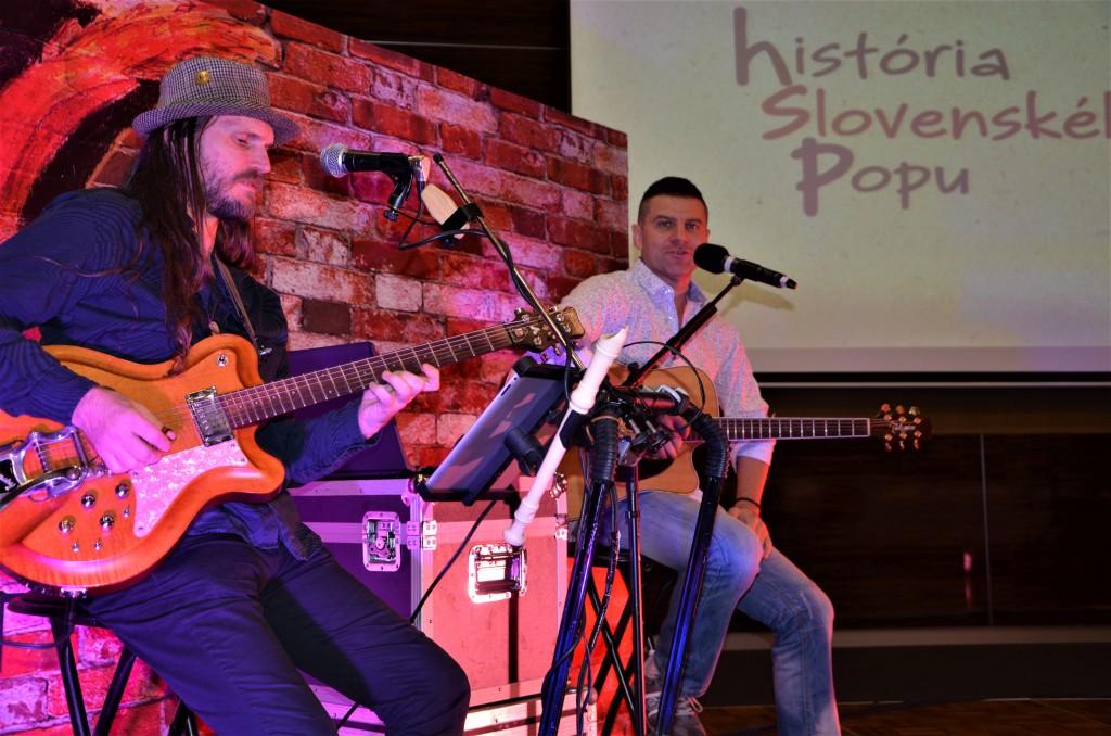 História slovenského popu - Trnava - Peter Luha - Palo Peschl