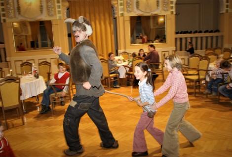 Mikulášska show pre deti - Zanzara - Pavol Peschl